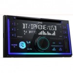 RADIO CD DOBLE DIN BLUETOOH USB JVC